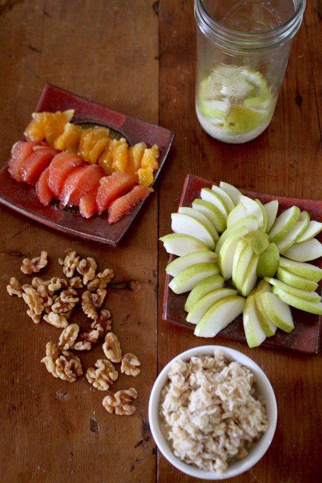 Easy and filling Vegan Gluten-Free On the Go Breakfast